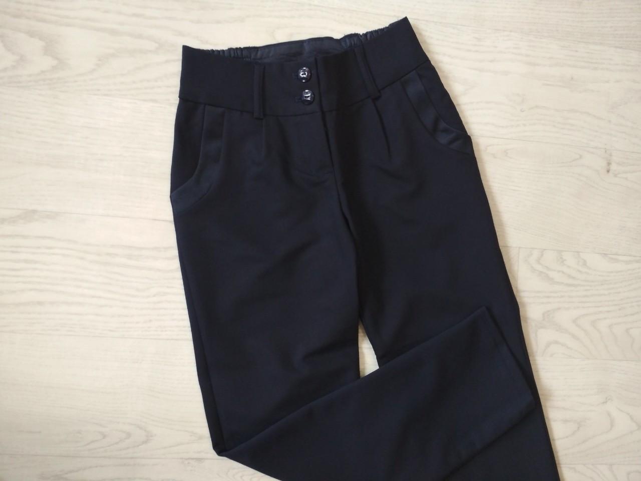 Школьные брюки для девочки р. 122, 128, 134, 140
