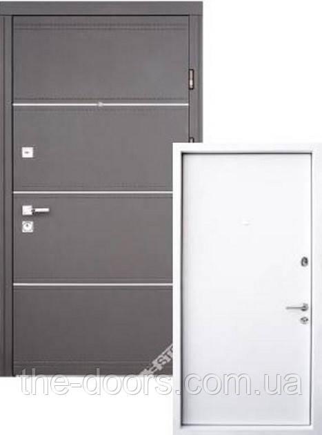 Двері вхідні STRAJ модель Крейди D