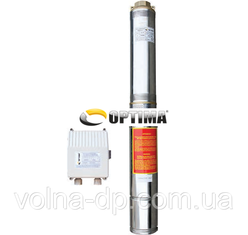Насос скважинный  OPTIMA  4SDm3/ 7 0.55 кВт