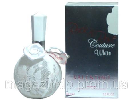 Туалетная вода женская  Valentino ck`n`se Couture WHITE Код:476183430