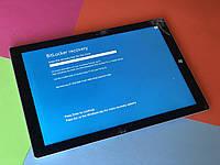 Microsoft Surface PRO 3 64GB core i5 1631 (битый сенсор, синий экран)