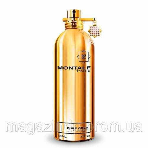 Парфюмированная вода женская Montale  Gold (100 мл) Код:483904183