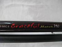Матчевое удилище EOS Graceful match 390