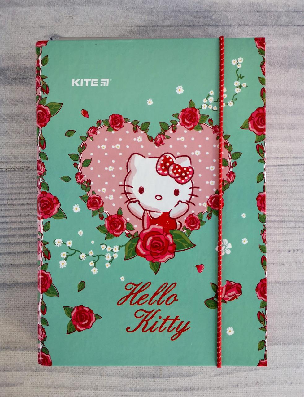 Папка Картонная В5 Hello Kitty HK19-210 Kite Германия