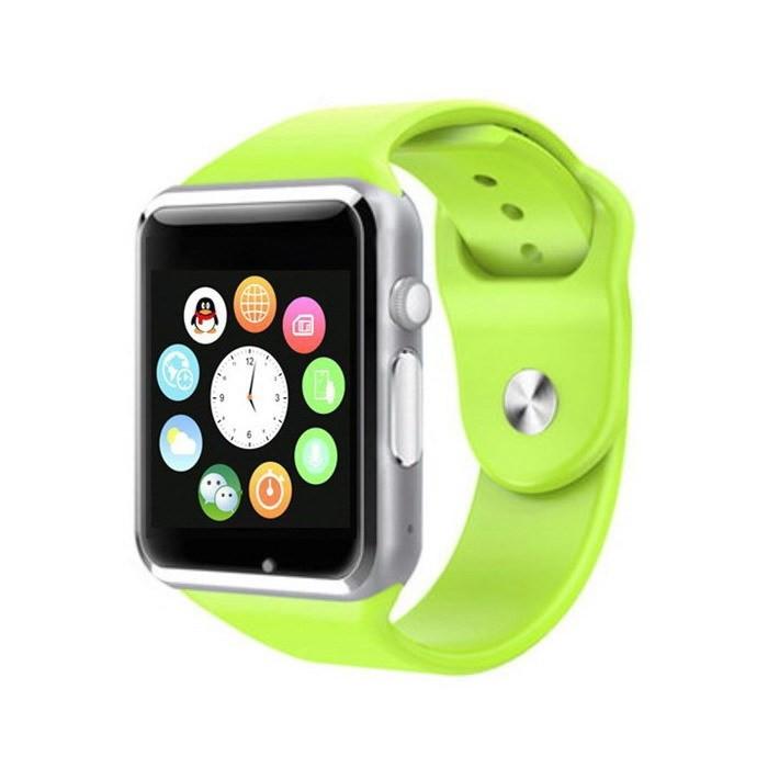 Умные Часы Smart Watch А1 green