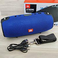 Портативная Bluetooth-колонка  JBL Xtreme Mini  Синяя, фото 1