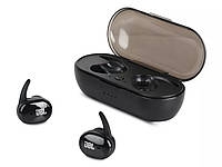 Беспроводные Bluetooth наушники, гарнитура JBL TWS 4 Черные