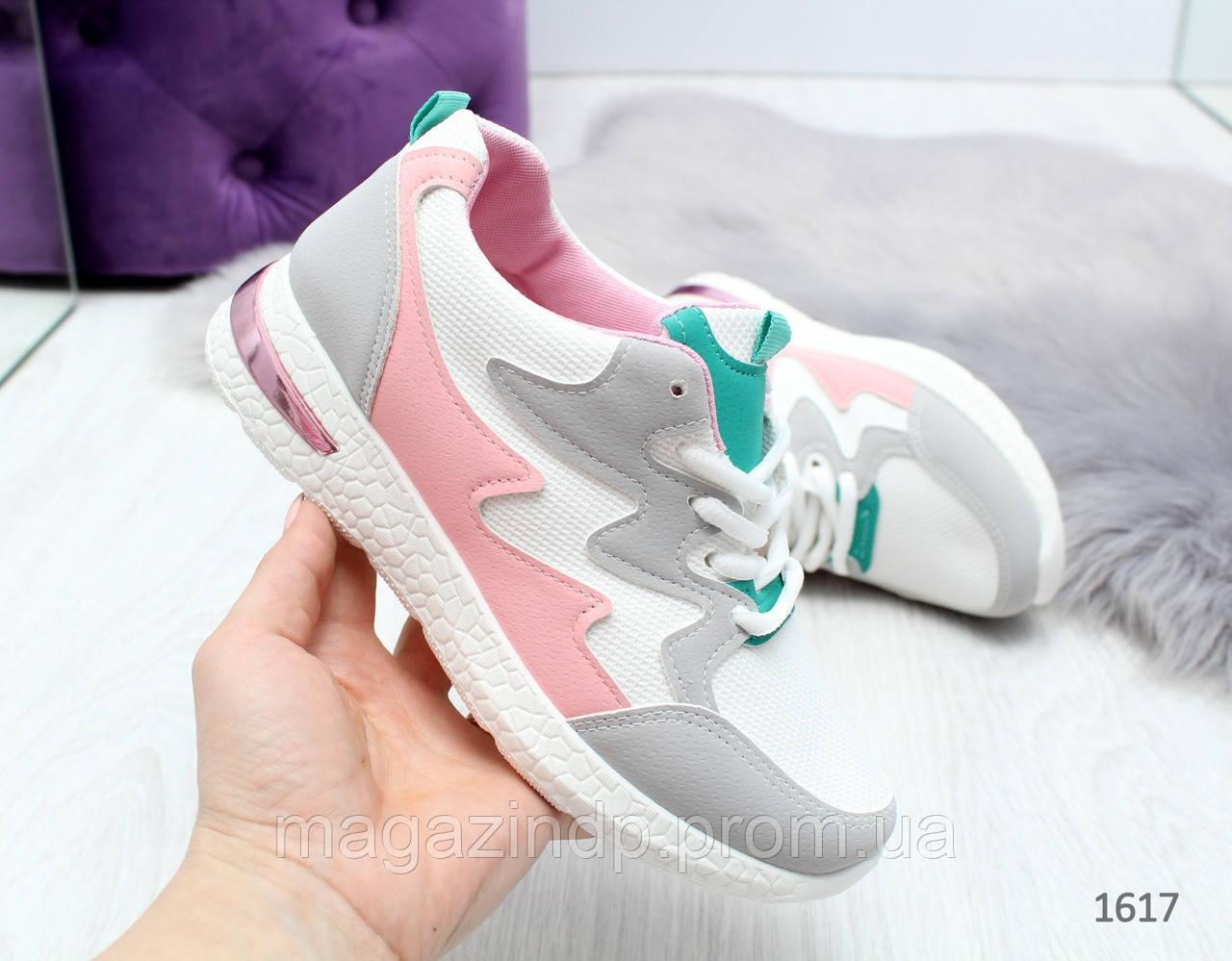 Женские легкие кроссовки для прогулок и спорта Код:973683360