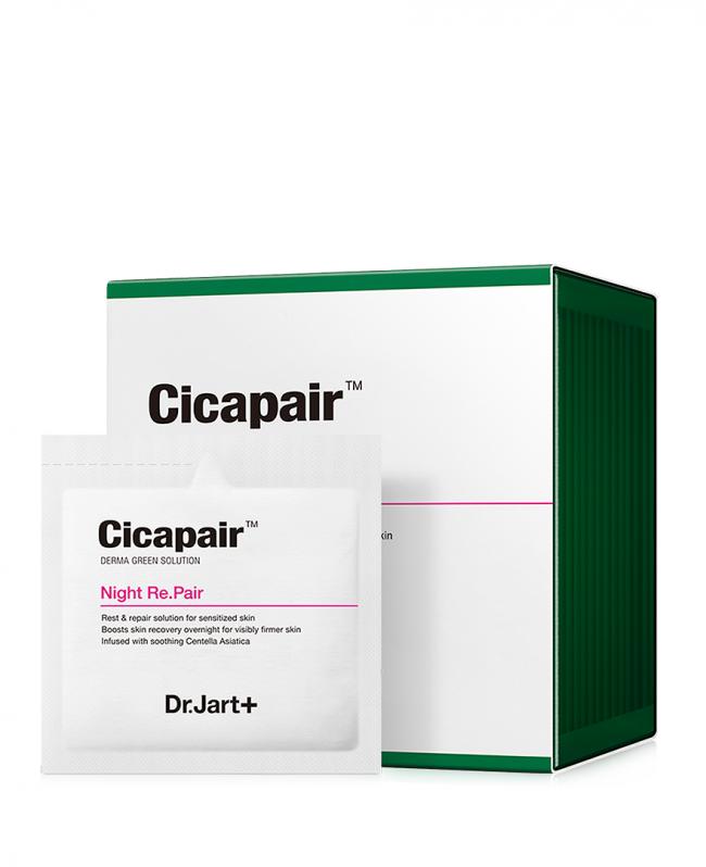 Восстанавливающая ночная крем-маска Dr. Jart+ Cicapair Night Re.Pair