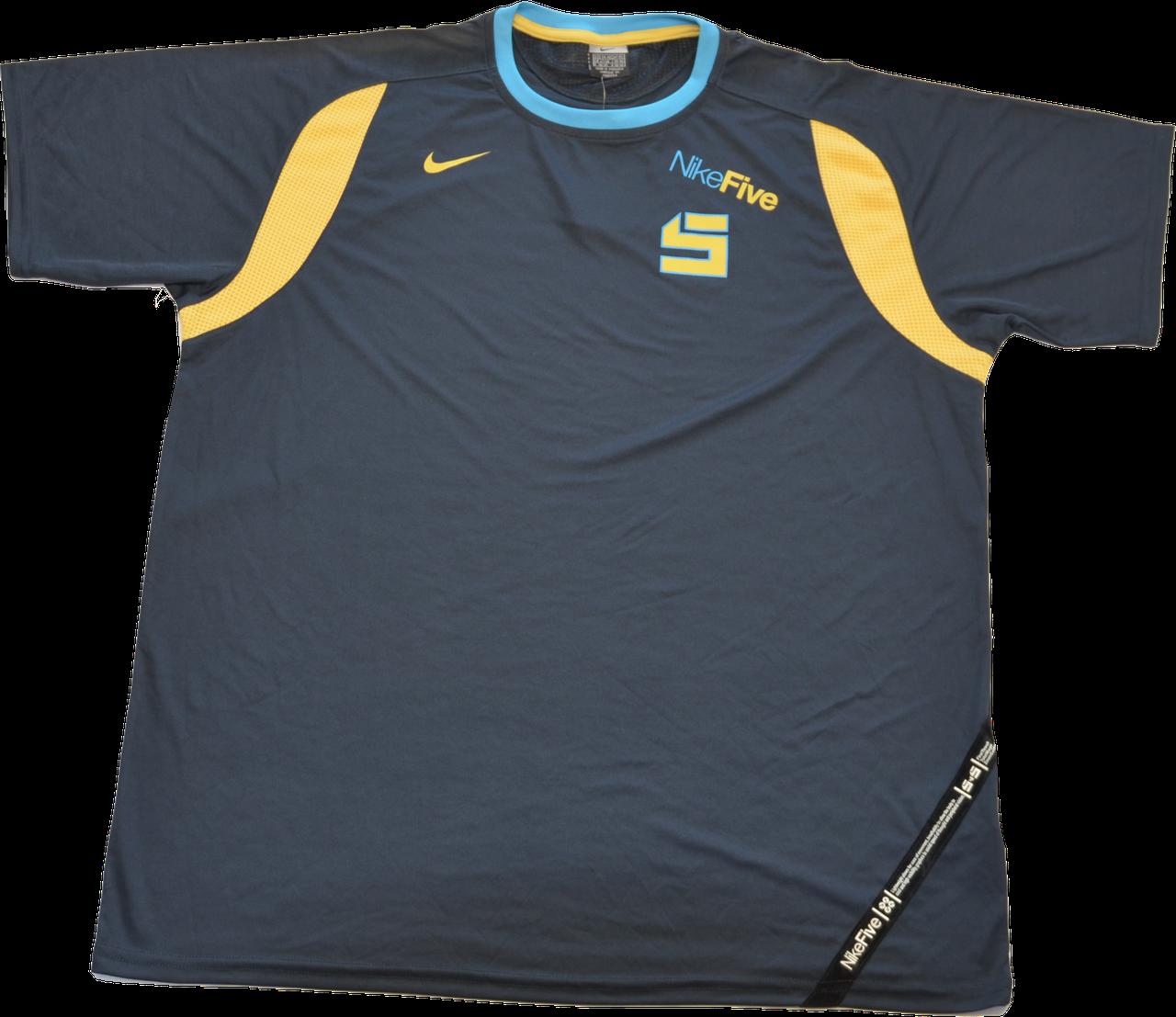 Мужская спортивная футболка Nike Five.