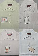 Мужские 100% ЛЕН летние рубашки с коротким рукавом BIGNESS (цвета и размеры в ассортименте), фото 1