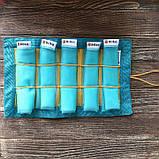 Набір торбинок для покупок в органайзері 20см*35 см, фото 3