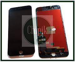 Дисплей для Apple iPhone 8 Plus с сенсорным экраном, черный