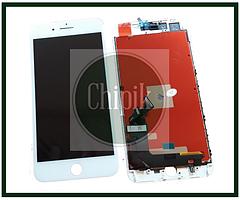 Дисплей для Apple iPhone 8 Plus с сенсорным экраном, белый