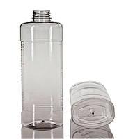 ПЕТ Бутылка овальная 1 л. Ø 38 мм.
