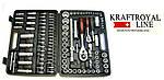 Набор инструментов Kraft Royal Line 108 PCS, фото 2