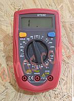 Мультиметр (тестер) Digital Multimeter UT33C цифровой, фото 1