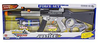 Детский набор полицейский автомат М-16 (34230)
