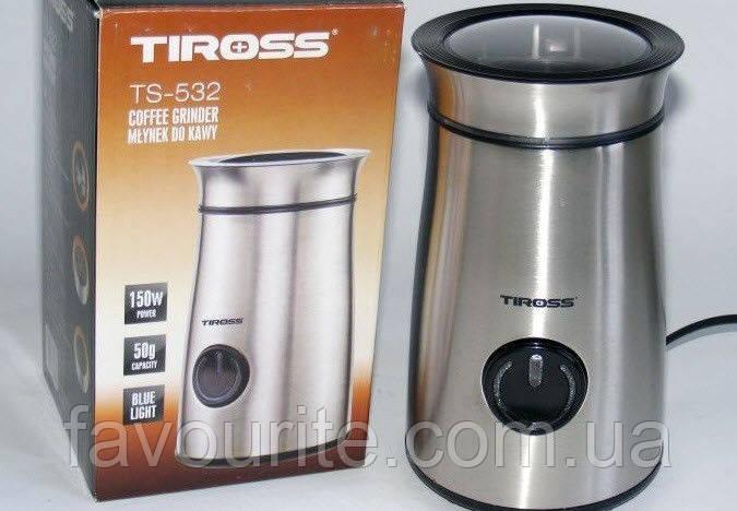 Кофемолка Tiross ts-532