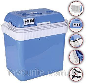 Автохолодильник Royalty Line  RL-CB24 25 л 12-220 вт с подогревом