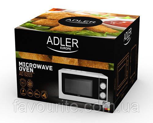 Микроволновая печь Adler