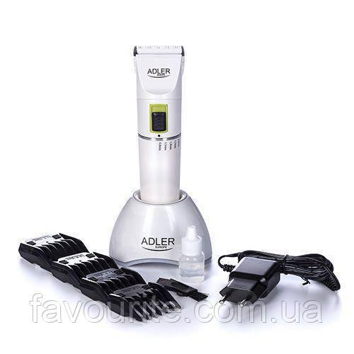 Беспроводная машинка для стрижки волос Adler AD 2827