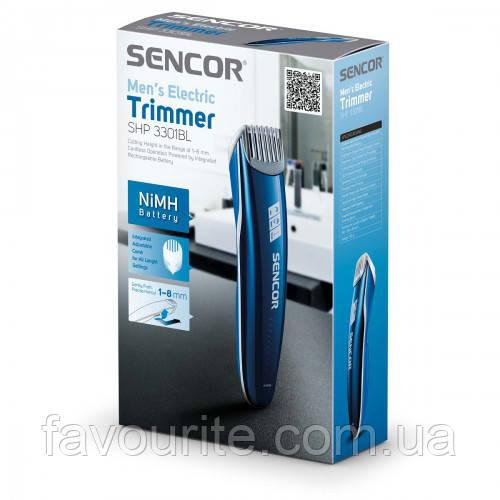 Машинка для стрижки Sencor (SHP 3301BL)