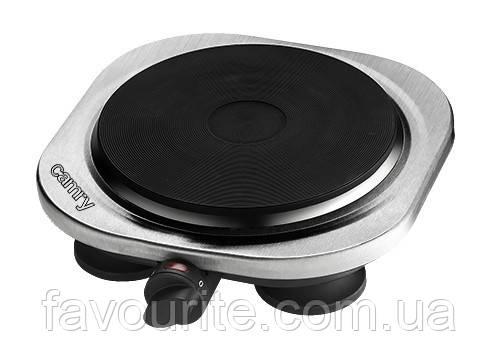 Электрическая плита одноконфорочная- Camry CR 6510