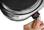 Электрическая плита одноконфорочная- Camry CR 6510, фото 2