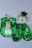Детский карнавальный костюм Bonita Кабачок №1 95 - 110 см Зеленый