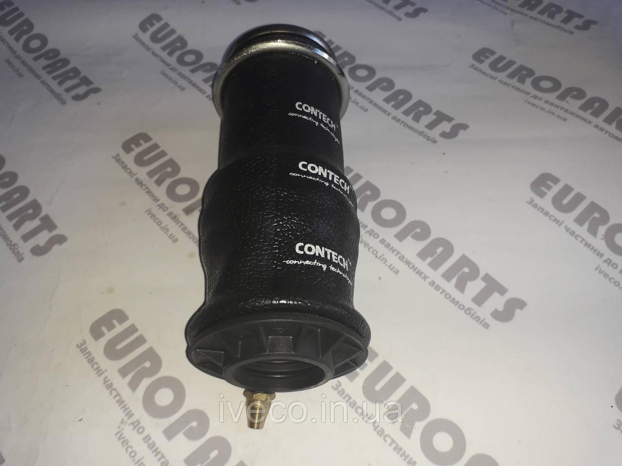 Пневмоподушка переднего амортизатора кабины IVECO STRALIS Ивеко Стралис  500357351 504080540 504084382