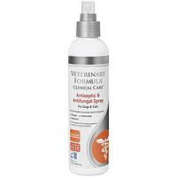 Спрей для животных Antiseptic & Antifungal Spray
