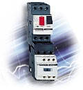 Пускатели прямого включения с автоматическим выключателем до 15кВт/400В -  TeSys GV2, LC -  GV2-D