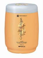 Маска для глубокого увлажнения Brelil Bio Traitement Cristalli d'Argan Mask Deep Nutrition 1000 ml