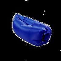 Надувной гамак Lamzac blue
