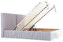 Кровать мягкая двуспальная Делли Richman с подъемным механизмом. Ліжко м'яке двоспальне з підйомним механізмом
