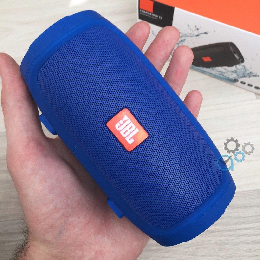 Портативная Bluetooth-колонка JBL Charge Mini E3 Синяя