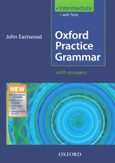 Oxford Practice Grammar Intermediate with answers and CD-ROM