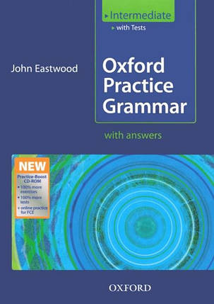 Oxford Practice Grammar Intermediate with answers and CD-ROM, фото 2