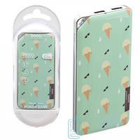 Power Bank co B28A 10000 mAh Original Ice cream Код:36604