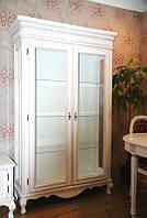 Витрина 2-х дверная Прованс, фото 1