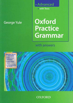 Oxford Practice Grammar Advanced with answers and CD-ROM, фото 2