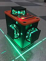 БИРЮЗОВЫЙ ЛУЧ---->50м. Лазерный 3D нивелир Chang Sheng (3*360) [2 мм на 10 метров- погрешность]