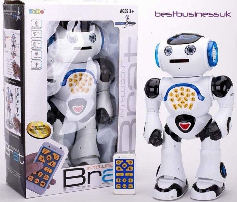 Интерактивный робот Intelligent Brat Оригинал.