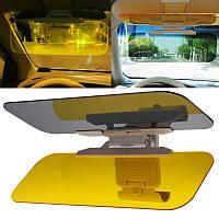 Антибліковий козирок в автомобіль HD Vision Visor, сонцезахисний козирок в салон авто