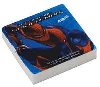Ластик квадратний Spider Man SM13-101К