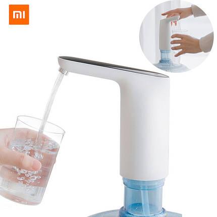 Электрическая помпа (насос) для воды Xiaomi Mijia 3LIFE Pump Wireless (Белая), фото 2
