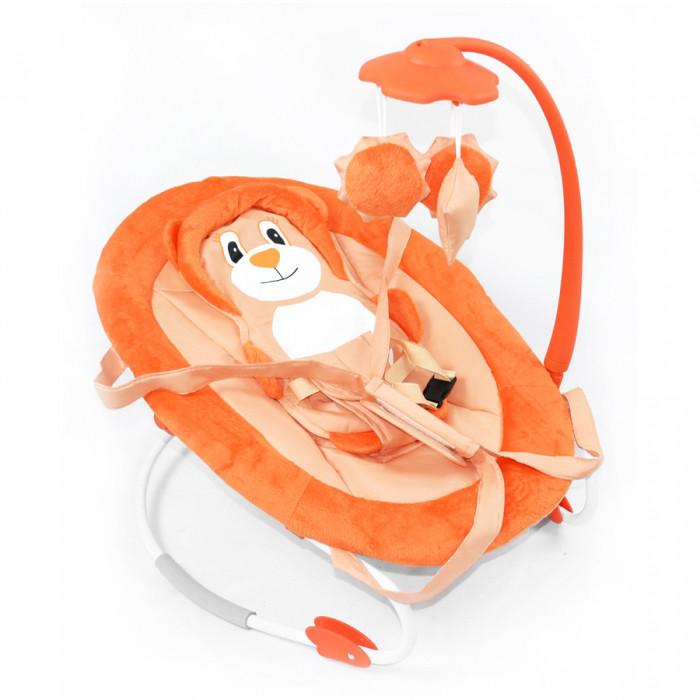 Шезлонг-качалка Tilly BT-BB-0002 Orange оранжевый (кресло шезлонг качалка тилли)
