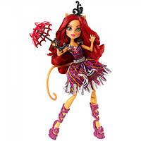 Кукла Monster High Торалей Страйп Фрик Ду Чик (Цирковое представление) - Toralei Stripe Freak du Chic