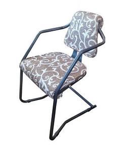 Садовый стул металлический Rud